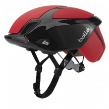 CASCO BICI BOLLE THE ONE ROAD PREMIUM ROJO