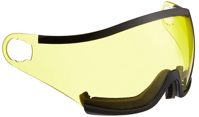 2b838115bd Casco Bollé Backline Visor blanco con dos lentes para sol y niebla.