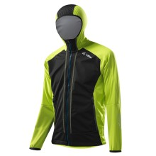 CHAQUETA SOFTSHELL LOFFLER WS LIGHT VERDE