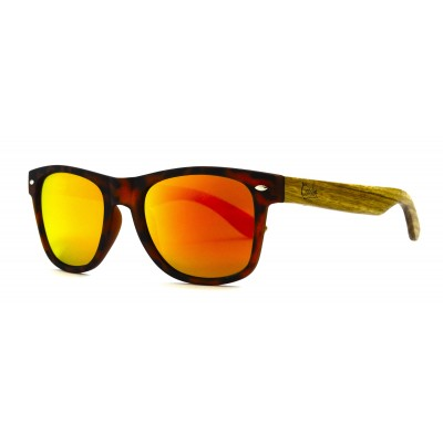 GAFAS DE SOL CASTOR WAY TORTOISE YELLOW