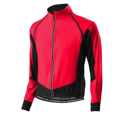 SOFT SHELL LOFFLER MILANO WS SUPERLITE ROJO