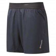 PANTALON MONTANE VKM REGULAR SHORT NEGRO