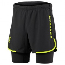 PANTALON CORTO SCOTT HYBRID RC RUN
