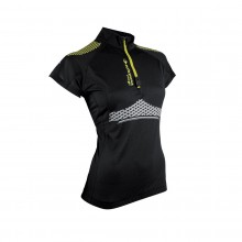 CAMISETA MUJER RAIDLIGHT PERFORMER XP NEGRO