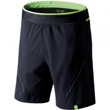PANTALON DYNAFIT ALPINE PRO 2IN1 SHORT NEGRO