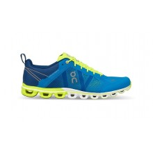 ZAPATILLAS ON RUNNING CLOUDFLOW AZUL/AMARILLO