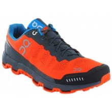 ZAPATILLAS ON RUNNING CLOUDVENTURE NARANJA/GRIS