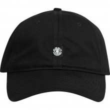 GORRA ELEMENT FLUKY DAD NEGRO