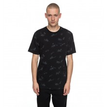 CAMISETA DC SHOES PILKINGTON NEGRO