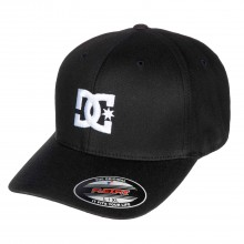 GORRA DC SHOES CAP STAR 2 NEGRO