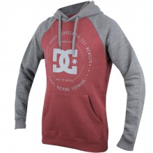 SUDADERA DC SHOES REBUILT PH GRIS