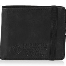 CARTERA ELEMENT ENDURE WALLET A NEGRO