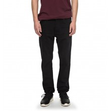 PANTALON DC SHOES WORKER SLIM NEGRO
