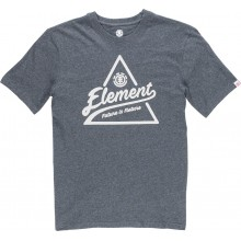 CAMISETA ELEMENT ASCENT GRIS