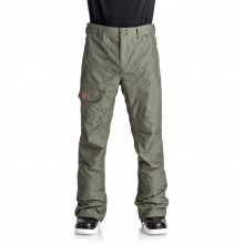 PANTALON NIEVE DC SHOES DEALER VERDE