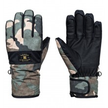GUANTES DC SHOES FRANCHISE CAMO