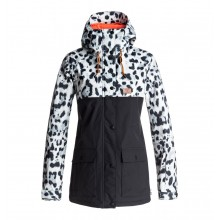 CHAQUETA NIEVE DC SHOES CRUISE LEOPARD