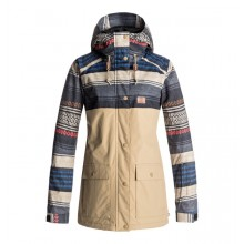 CHAQUETA NIEVE DC SHOES CRUISE PONCHO