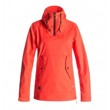 CHAQUETA NIEVE DC SHOES SKYLINE CORAL