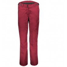 PANTALON NIEVE WS SCOTT ULTIMATE DRYO GRANATE