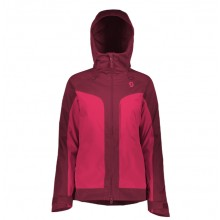 CHAQUETA NIEVE WS SCOTT ULTIMATE DRYO 10 GRANATE