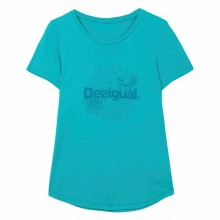 CAMISETA DESIGUAL ECO ESSENTIALS