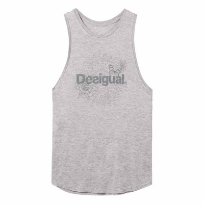 CAMISETA DESIGUAL TANK CO SSENTIALS 18S