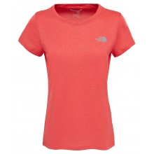 CAMISETA W NORTH FACE REAXION AMP CR