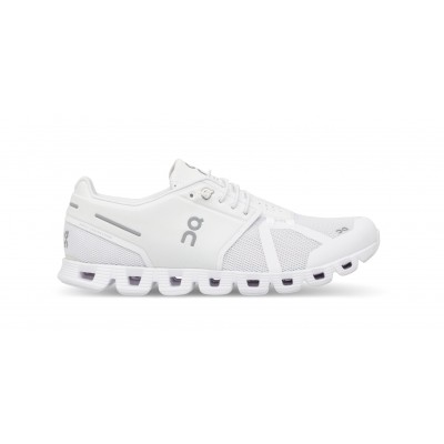 ZAPATILLA ON RUNNING CLOUD ALL WHITE