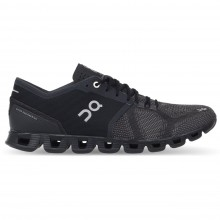 ZAPATILLAS ON RUNNING MUJER CLOUD X BLACK ASPHALT