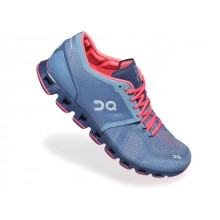 ZAPATILLAS ON RUNNING MUJER CLOUD X LAKE CORAL