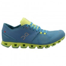 ZAPATILLAS ON RUNNING MUJER CLOUD X NIAGARA LIME