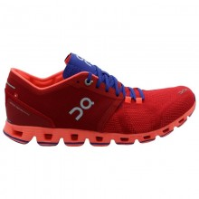 ZAPATILLAS ON RUNNING MUJER CLOUD X RED FLASH