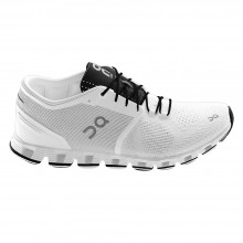 ZAPATILLAS ON RUNNING CLOUD X WHITE BLACK