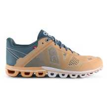 ZAPATILLA ON RUNNING CLOUDFLOW MUJER ALMOND/GREY