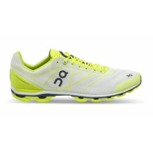 ZAPATILLAS ON RUNNING CLOUDFLASH MUJER NEON WHITE