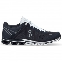 ZAPATILLA ON RUNNING CLOUDFLOW MUJER BLACK/WHITE