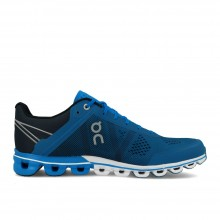 ZAPATILLAS ON RUNNING CLOUDFLOW RIVER/NAVY