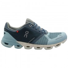 ZAPATILLAS ON RUNNING MUJER CLOUDFLYER AQUA/QHITE