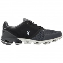 ZAPATILLAS ON RUNNING CLOUDFLYER BLACK/WHITE