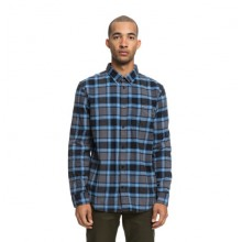 CAMISA DC SHOES NORTHBOAT AZUL