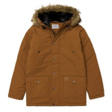 PARKA CARHARTT TRAPPER BROWN