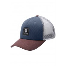 GORRA ELEMENT ICON MESH BITTER CHOCOLATE