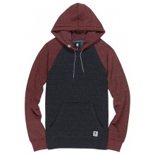 SUDADERA ELEMENT MERIDIAN BLOCK GRIS