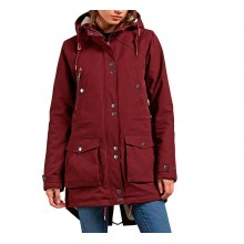 PARKA W VOLCOM WALK ON BY GRANATE