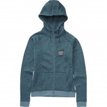 SUDADERA BILLABONG SNOW OFF ZIP AZUL