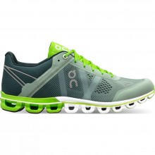 ZAPATILLAS ON RUNNING CLOUDFLOW MOSS/LIME