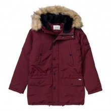 PARKA MUJER CARHARTT ANCHORAGE MULBERRY