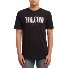 CAMISETA VOLCOM LIFER DD NEGRO