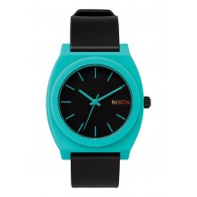 RELOJ NIXON TIME TELLER P BLACK TEAL